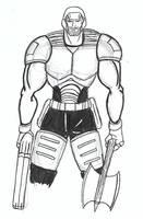 Ranger sketch by R0ACHA