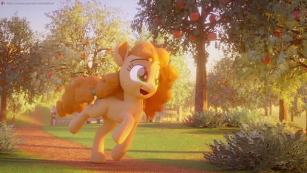 Pear Butter Frolicking by TheRealDJTHED