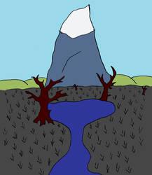 Shadowed Swamp by Lunken666