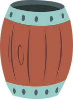 Barrel Vector by GuruGrendo
