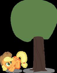 Bucking Jack Tree - Vector by GuruGrendo