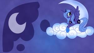 Luna - Wallpaper by GuruGrendo
