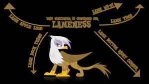 Wallpaper Of Lameness by GuruGrendo
