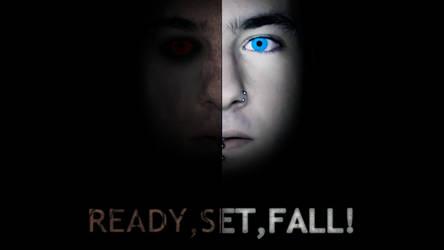 Ready,Set,Fall! - Wallpaper by GuruGrendo