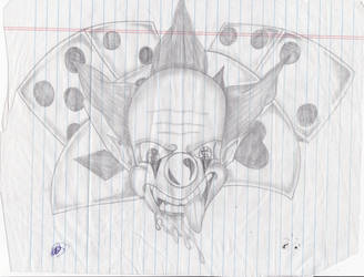 Rob's Clown by GuruGrendo