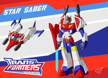 Animated Star Saber V3 FINAL by Gryphman
