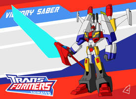 Animated Victory Saber V2 by Gryphman
