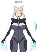 League of Legends: Camille by Gosha420