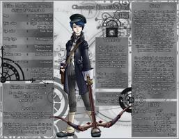 Character Sheet Meme: Nika by Era-Of-Eight