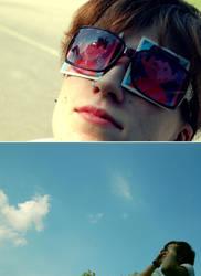 new sunglasses by umorismoDAflashBACK