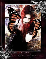 Butterfly of pain by Sandmand