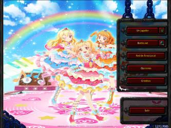 Warcraft III UI Modification - Aikatsu 5th by AyamiOoruri29