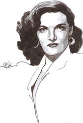 Jane Russell by s-carter