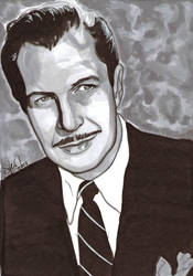 Vincent Price by s-carter