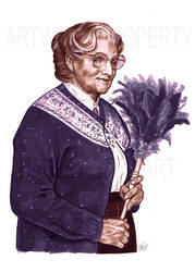 Mrs Doubtfire by s-carter