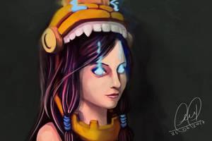 Maya2 by Fernando9121988