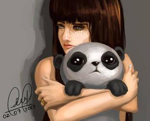 Panda Pet by Fernando9121988