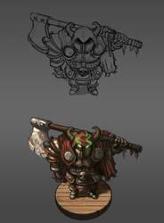 GHOST ARMOR by Fernando9121988
