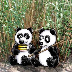 Pandas by spiraln