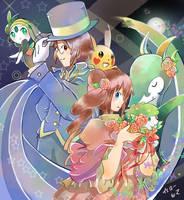 Valentine Magic by yellowhima
