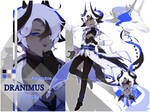 Dranimus - Auction [Closed] by 46san