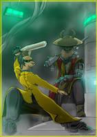 LlamaLAN IX Part 2:Yellow Team by recurring