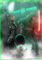LlamaLAN IX Part 3: Green Team by recurring