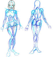 Female Anatomy Reference 1 by naiser