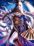 Tsukuyomi FFXIV :nsfw optional: by Emerald--Weapon