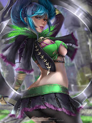 Tira :nsfw optional: by Emerald--Weapon