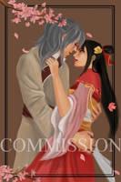 Shuurei and Seiran by ElspethElf