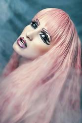 Smokey pinkpinkpink by Ryo-Says-Meow