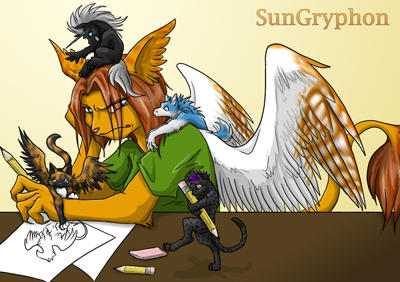 SunGryphon's Profile Picture