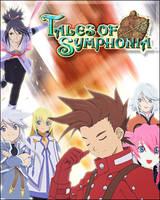 Tales of Symphonia by shDwj24
