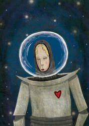 Space Captain: True Love by squiglemonster