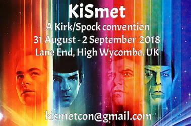 KiSmet Con 2018 by Racionn
