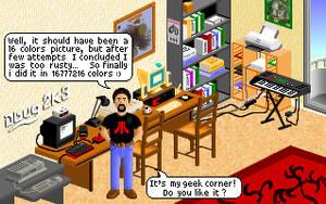 My geek corner by dbug