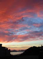 Sunset in Bergen by dbug