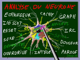 Multipurpose neuron by dbug