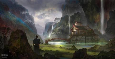 SAMURAI RETURN by Byzwa-Dher