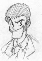 Lupin III by EnterPraiz