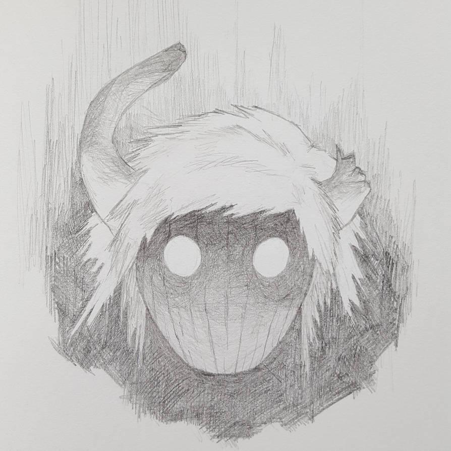 A Mask by Kafuta