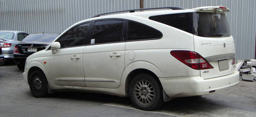 Korean's Large MPV by gupa507