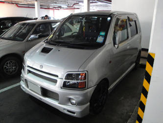 Suzuki's kei car by gupa507