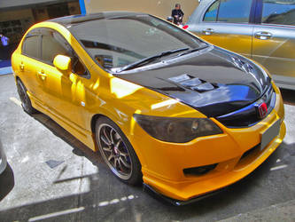Tuned Civic by gupa507