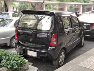 Wagon R Solio by gupa507
