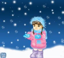 Snow... by elpheal