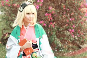 Moriyama Shiemi by elpheal