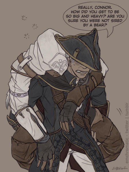 Biggest Assassin by Emchromatic