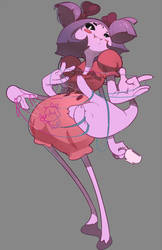 Muffet's cradle by polywomple